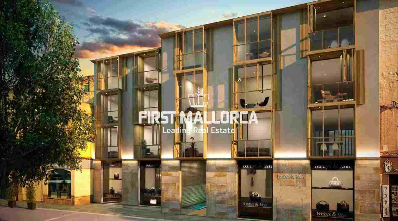 Neubau Avantgarde Apartments in Palmas Altstadt