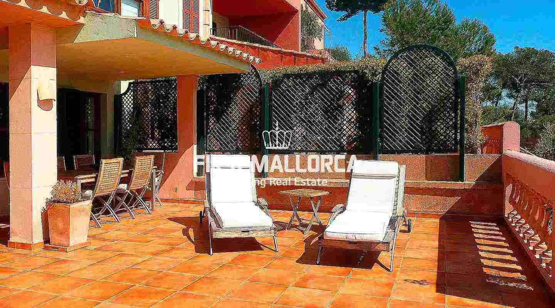 Casas de alquiler en mallorca villa soleada con vistas al mar cerca de colegios en alquiler - Casas para alquilar en mallorca ...