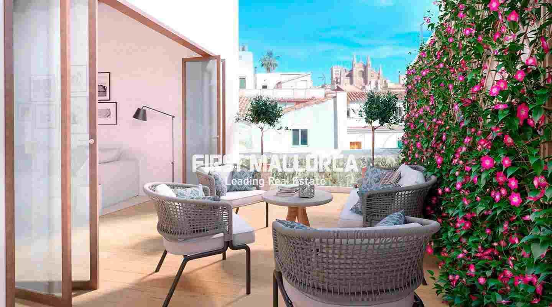 spektakul re erdgeschosswohnung mit garten und pool. Black Bedroom Furniture Sets. Home Design Ideas